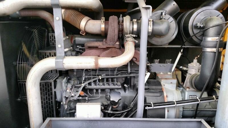Atlas Copco 375 CFM