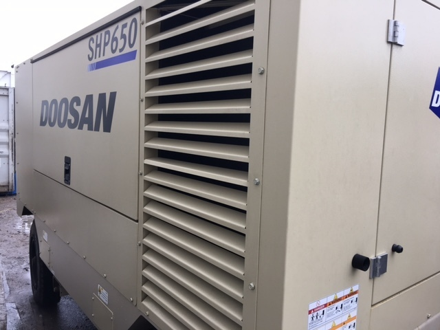 New Surplus Doosan SHP650