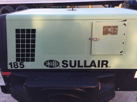 Sullair 185 CFM