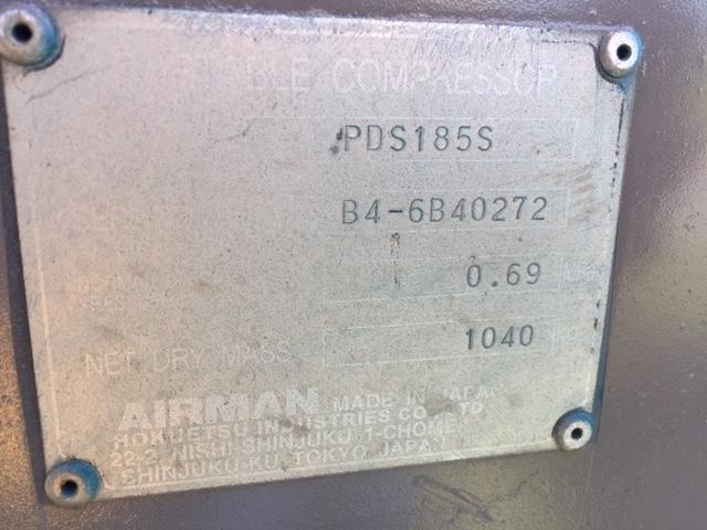 Airman 185 CFM