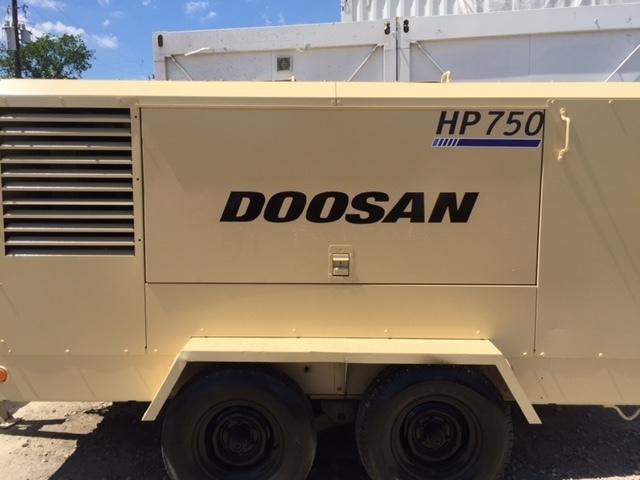 Doosan/Ingersoll Rand HP750WCU