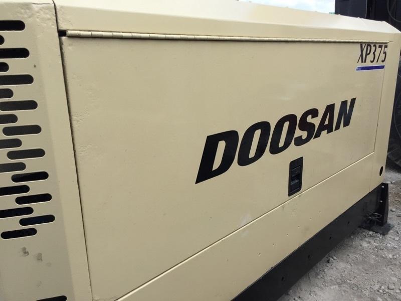 Doosan XP375WCU