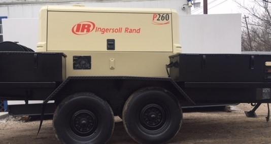 Ingersoll Rand 260 CFM