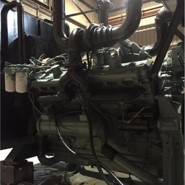 Used Detroit Diesel 16V92T Diesel Engine