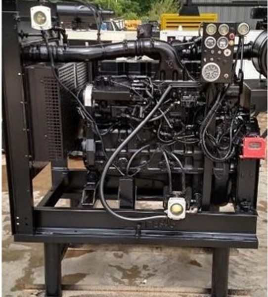Used CUMMINS QSC8.3 Diesel Engine