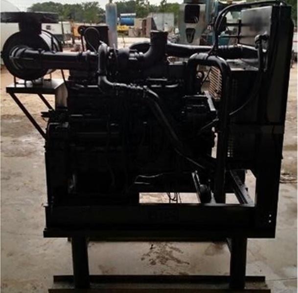 Used CUMMINS QSC8.3 Diesel Engine