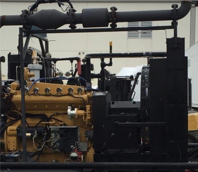 Used CATERPILLAR 3306DITA Diesel Engine