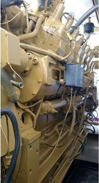 Used CATERPILLAR G3516SITA Gas Engine