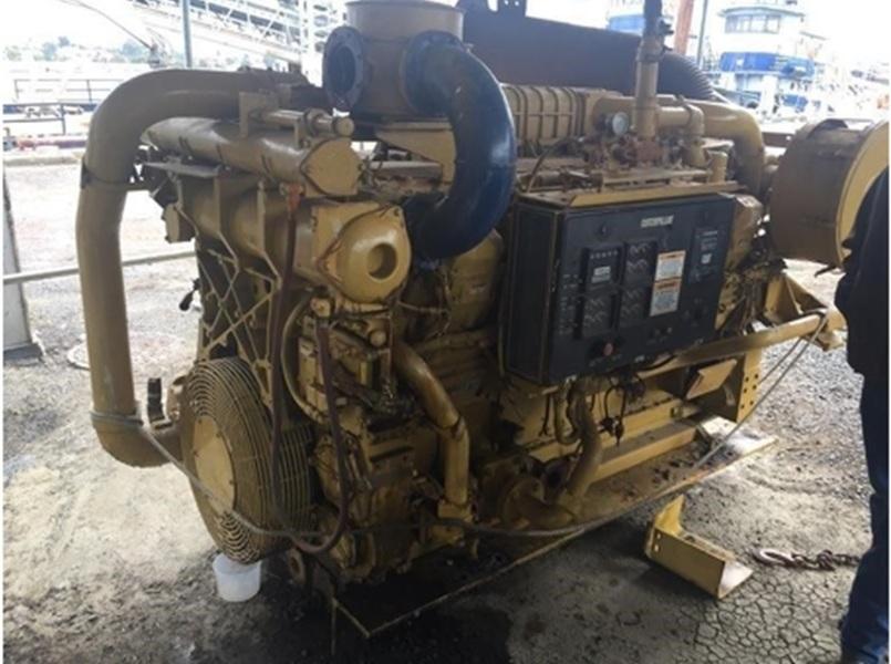 Used CATERPILLAR 3512B Diesel Engine