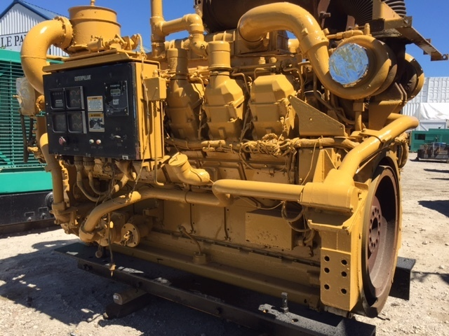 Used CATERPILLAR 3512B Diesel Engine