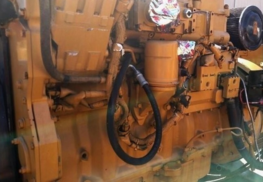 Used CATERPILLAR C9 Diesel Engine