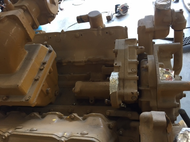 Rebuilt CATERPILLAR G3408 Gas Engine