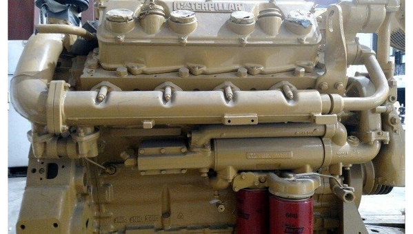 Used CATERPILLAR G3408 Gas Engine