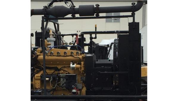 Used CATERPILLAR G3406TA Natural Gas Generator