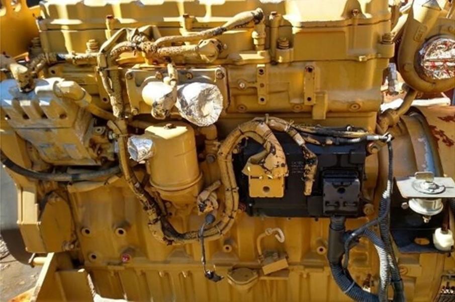 Used CATERPILLAR C9 Diesel Engine