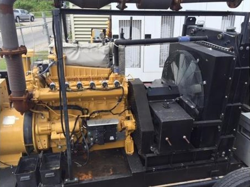 CATERPILLAR G3306TA Gas Engine