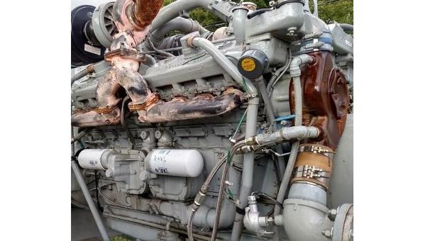 DETRIOT 16V92TA Diesel Engine