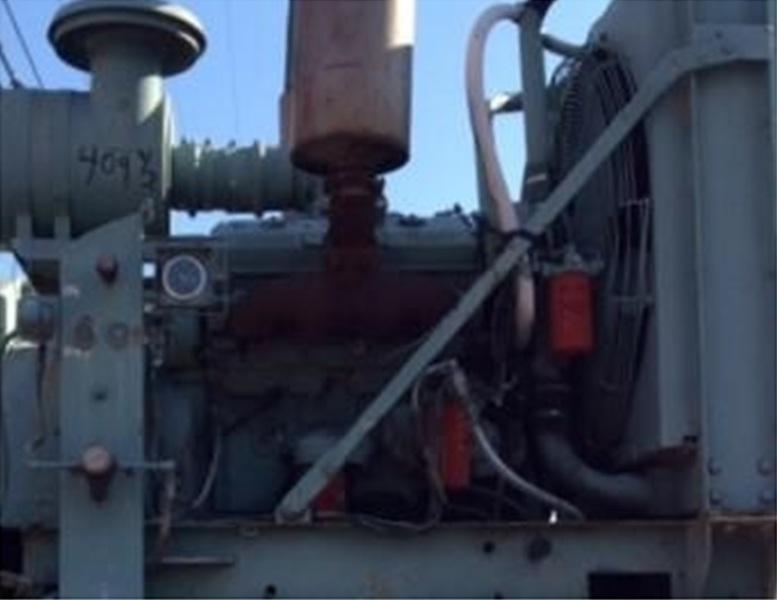 DETROIT Diesel 8V92NA Diesel Engine