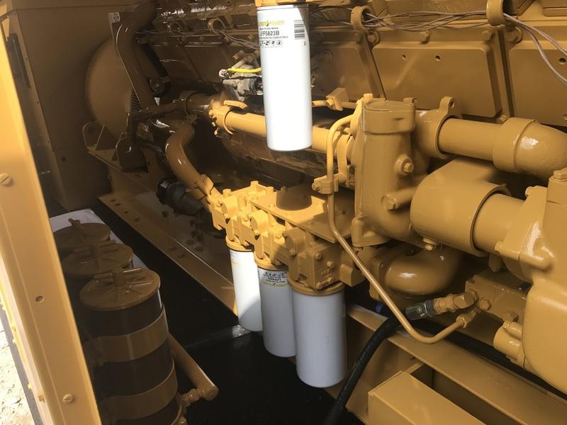 CATERPILLAR 3512 DITA Diesel Engine