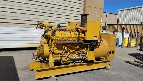 CATERPILLAR 3412 Diesel Engine