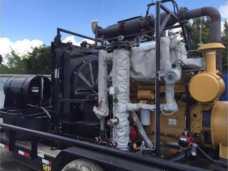CATERPILLAR G3306TA Gas Engine
