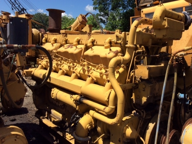 Caterpillar D398 Diesel Engine