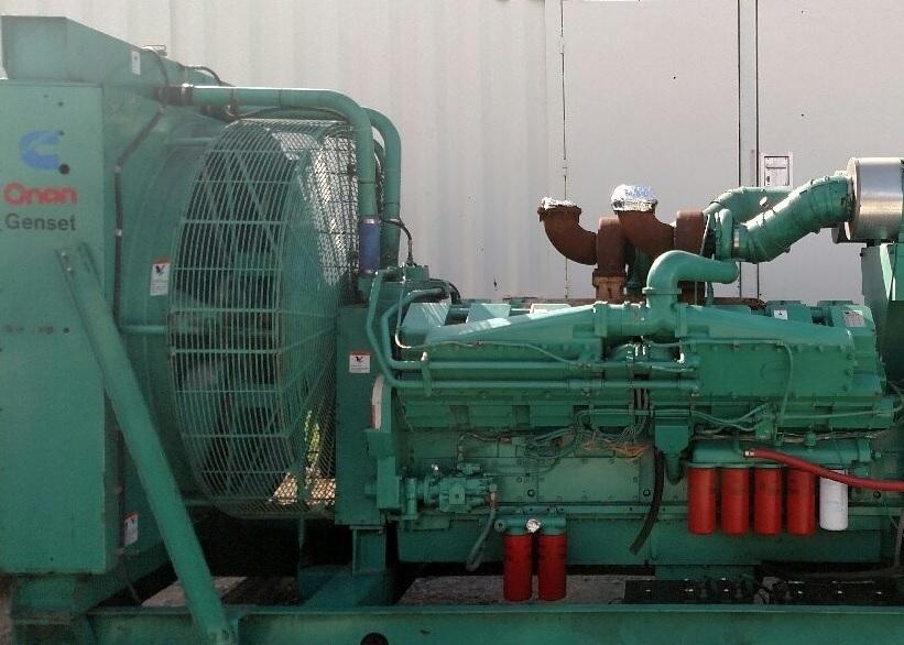 Cummins KTA50G3 Diesel Engine