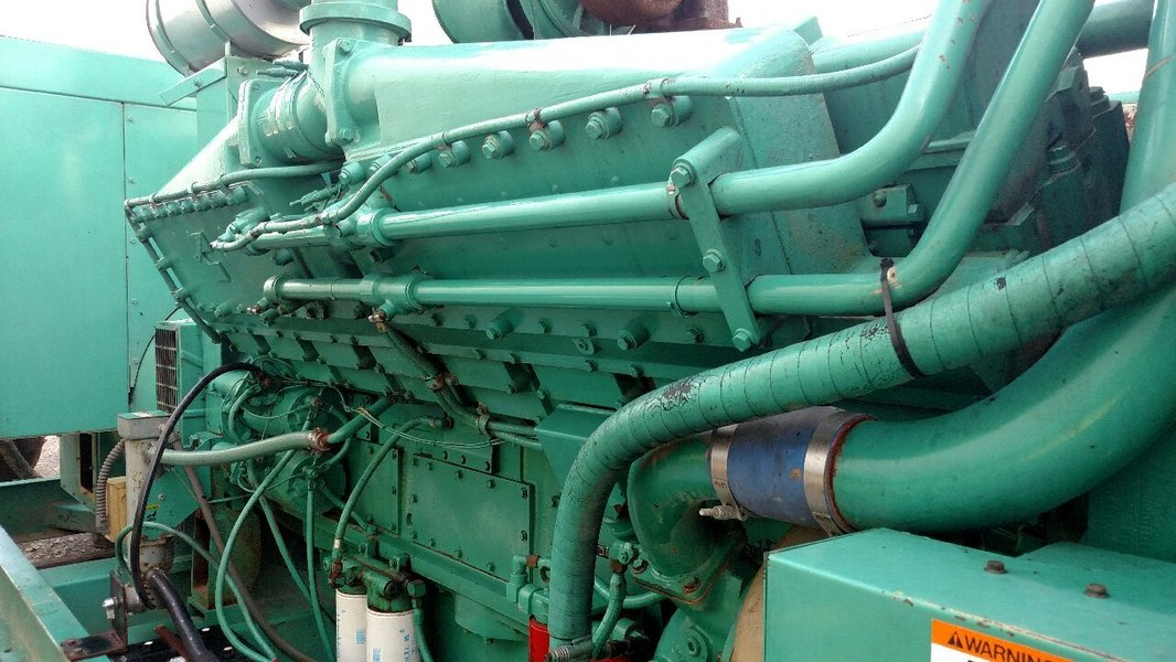 Cummins KTA50G3 Diesel Engine