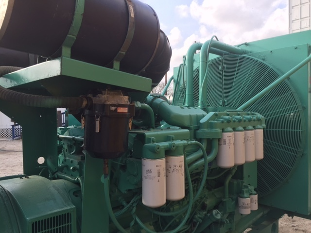 Komatsu QST30 G2 Diesel Engine