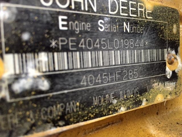 John Deere 4045HF285 Diesel Engine