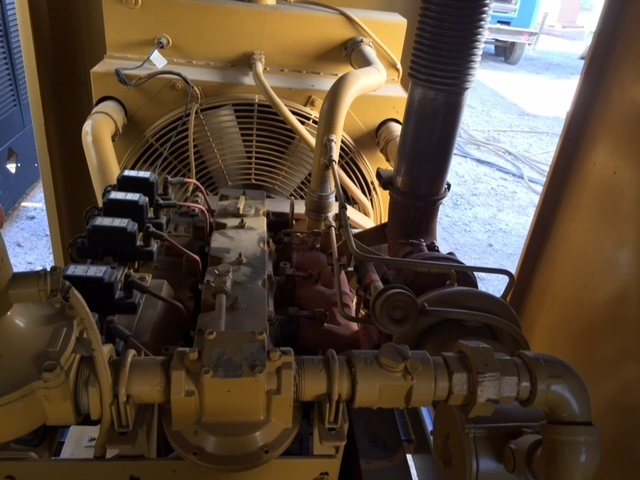 Cummins GTA8.3 Gas Engine