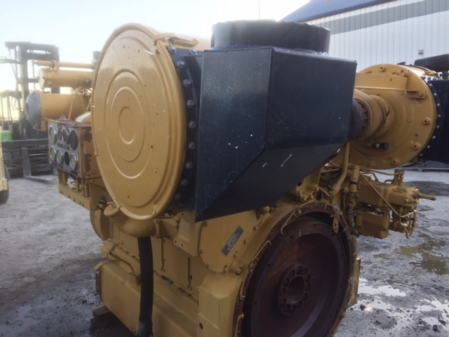 Caterpillar 3508MUI Diesel Engine