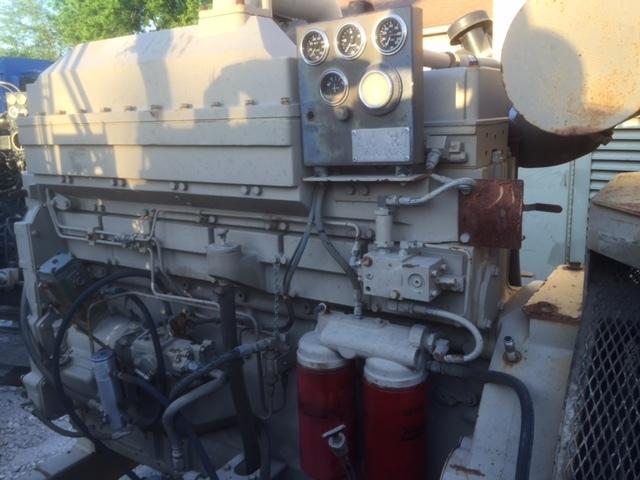 Cummins KTA19G4 Diesel Engine