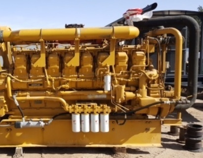 Caterpillar 3516MUI Diesel Engine