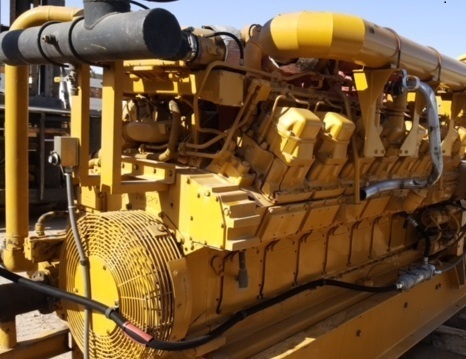 Caterpillar 3516MUI Diesel Engine