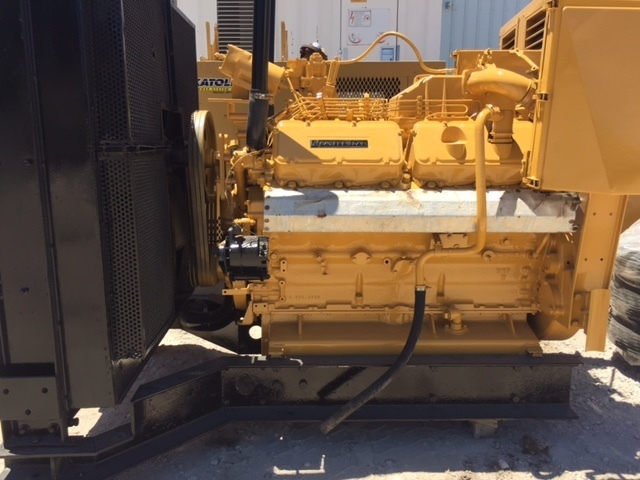 Caterpillar D3412DITTA Diesel Engine