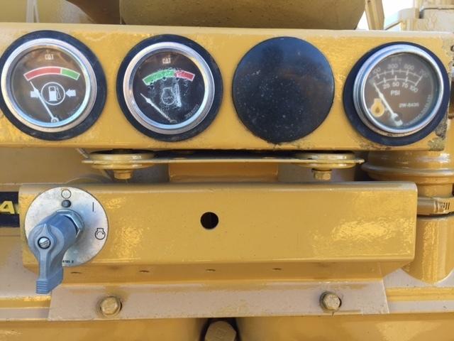 Caterpillar D3412DITTA Diesel Engine