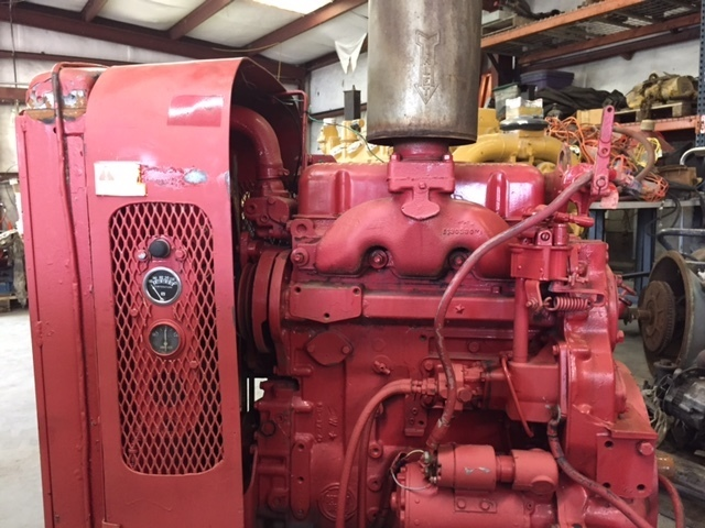 Detroit Diesel 353 Diesel Engine