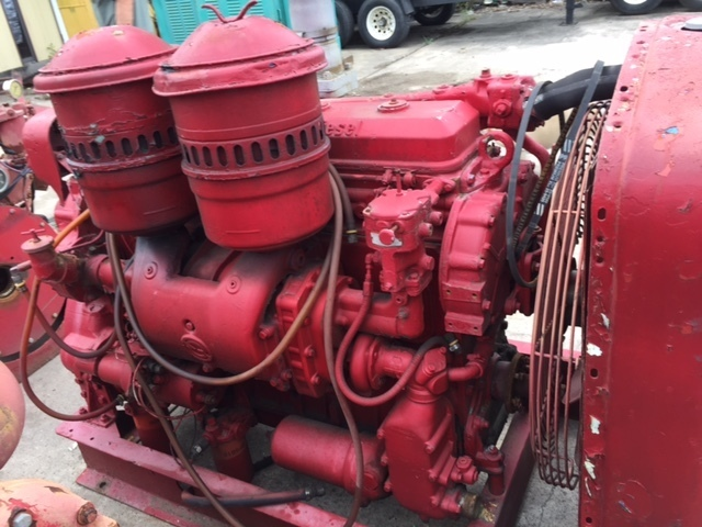 Detroit Diesel 671 Diesel Engine
