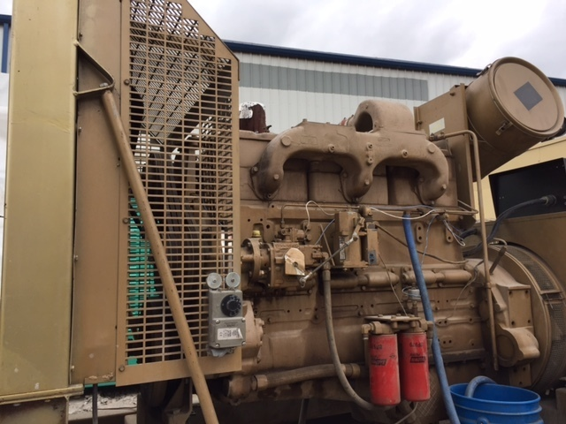 Cummins NT855 Diesel Engine