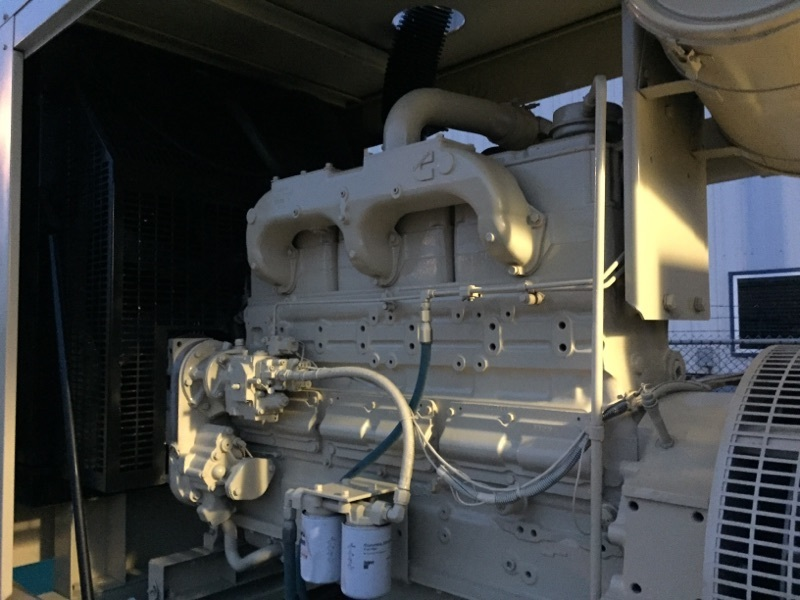 Cummins NT855G5 Diesel Engine