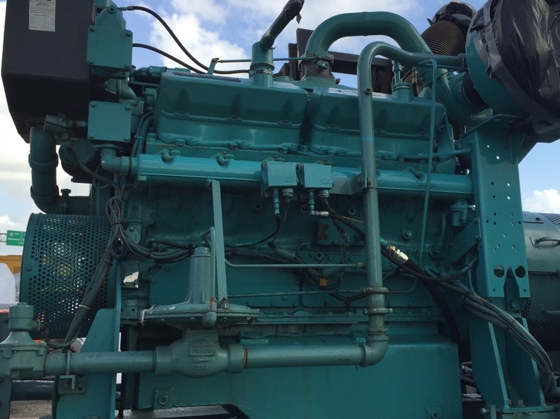 Caterpillar G3412 TA Gas Engine