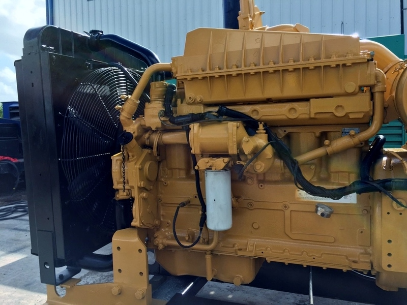 Caterpillar 3306DITA Diesel Engine