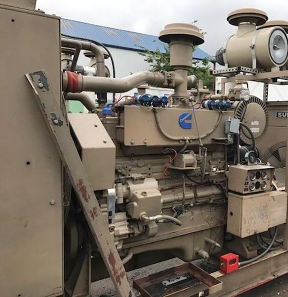 Cummins GTA855B Gas Engine