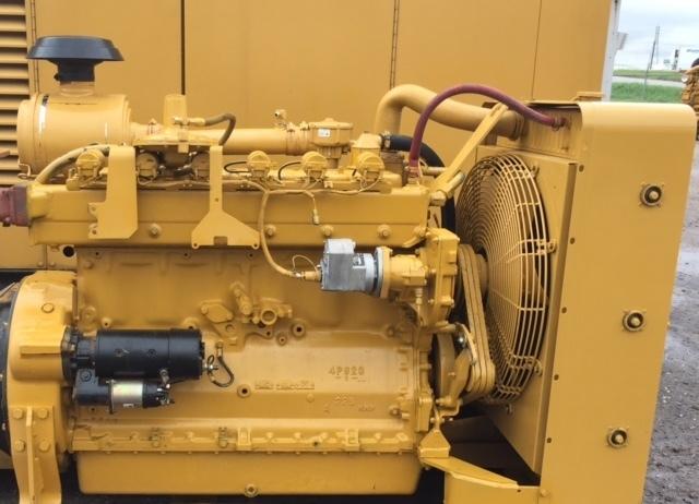 Caterpillar G3306NA Gas Engine