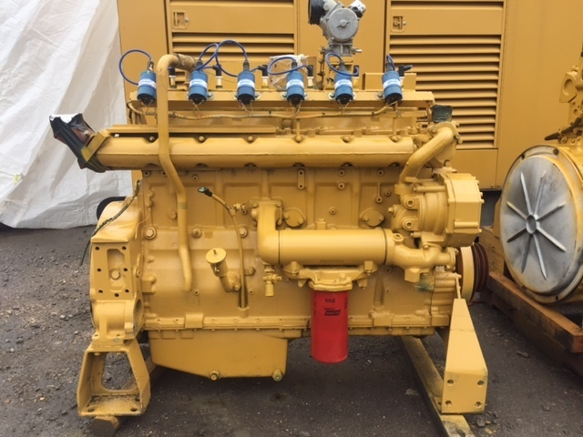 Caterpillar G3406NA Gas Engine