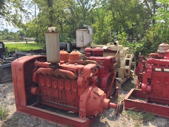 Detroit 671 Diesel Engine