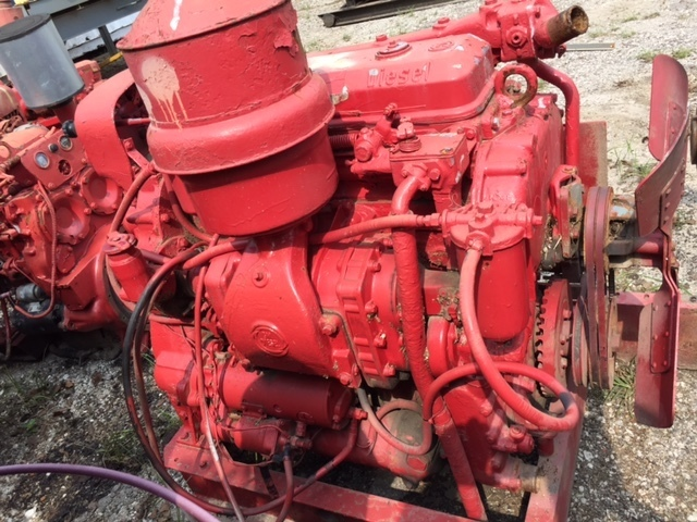Detroit 471 Diesel Engine