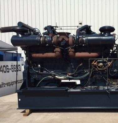 Detroit 16V149T Diesel Engine