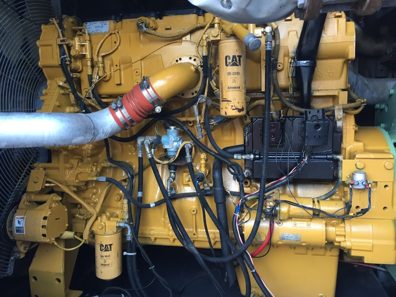 CATERPILLAR C15 INDUSTRIAL TIER III Diesel Engine